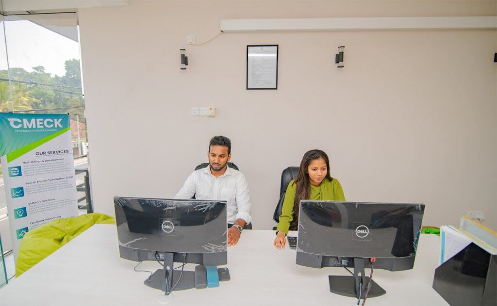 CMECK Team Working Image
