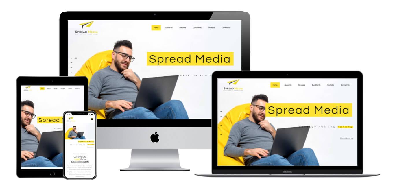 Spread media (2)